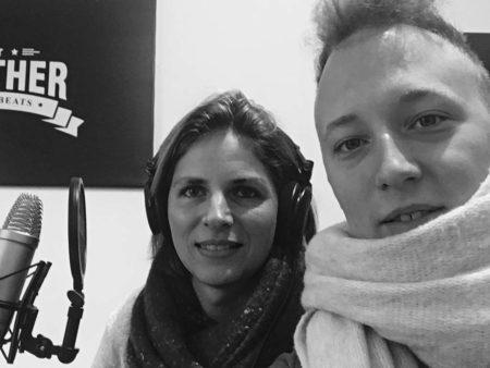 Nico Böhler und Jasmin Schlimm-Thierjung