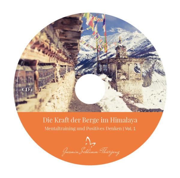 Die Kraft der Berge im Himalaya CD