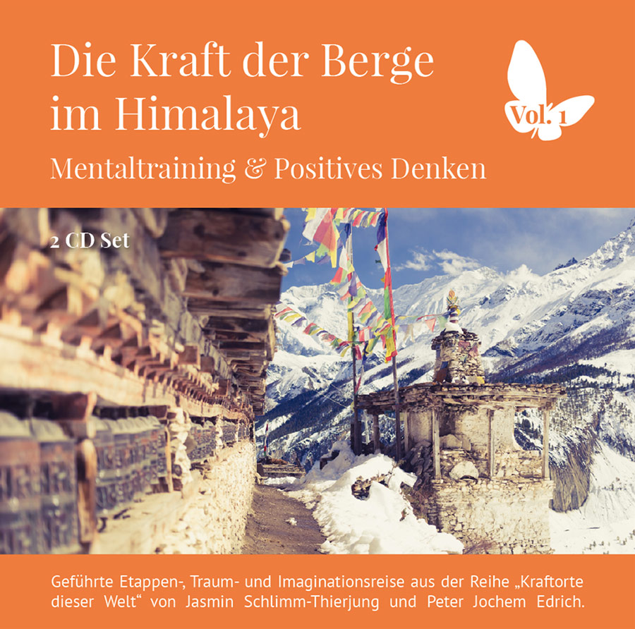 Doppel CD:  Die Kraft der Berge im Himalaya
