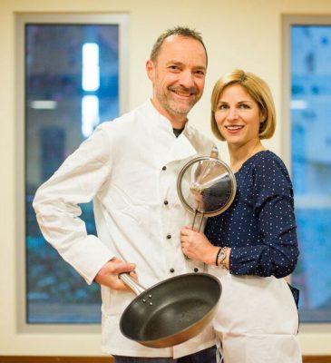 Jasmin Schlimm-Thierjung und Peter Jochem Edrich
