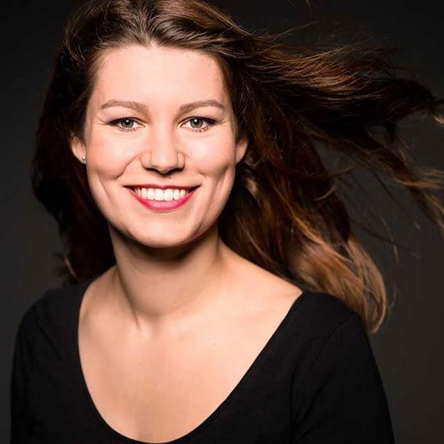 Trainerin Friederike Rathgens