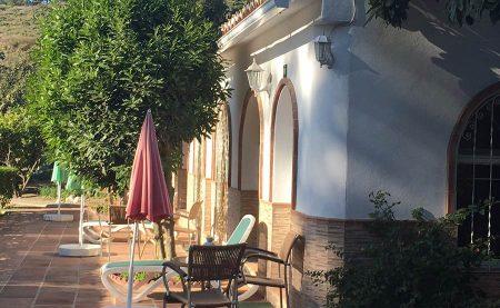 Seminarhotel Malaga Aussen