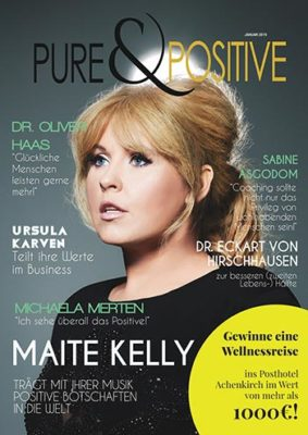 Cover PURE & POSITIV 01/2019