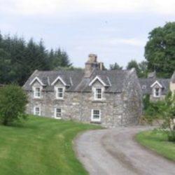 Schottland Unterkunft