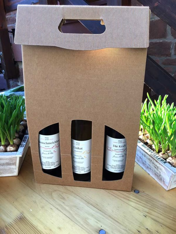 Weinpaket by Jasmin & Peter